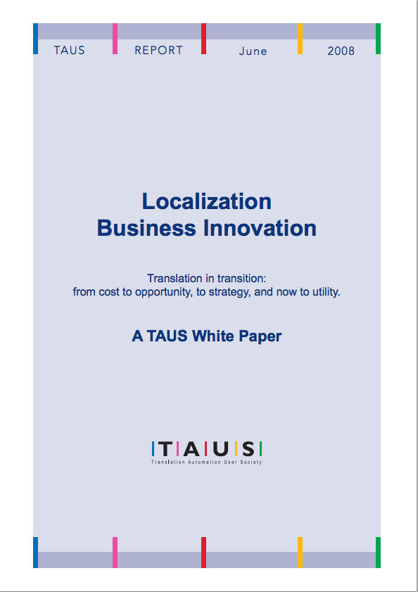 localization business innovation