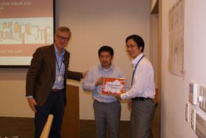 Awards Tokyo 2012